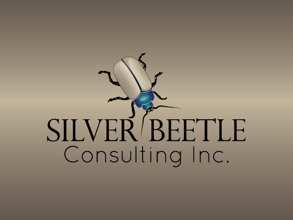 Logo Design by cOOOkie - Entry No. 64 in the Logo Design Contest Silver Beetle Consulting Inc. Logo Design.