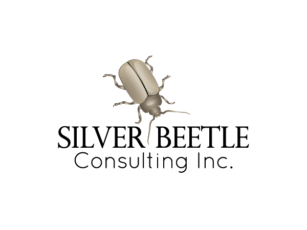 Logo Design by cOOOkie - Entry No. 65 in the Logo Design Contest Silver Beetle Consulting Inc. Logo Design.