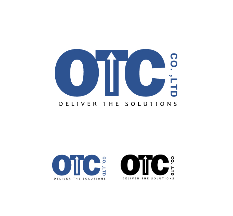 Logo Design by elmd - Entry No. 18 in the Logo Design Contest Unique Logo Design Wanted for OTC Co.,Ltd..