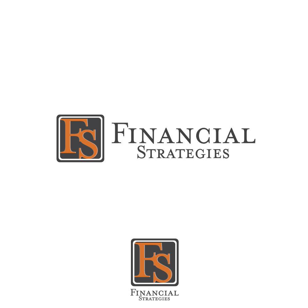 Logo Design by rockin - Entry No. 31 in the Logo Design Contest Logo Design Needed for Exciting New Company FS Financial Strategies.