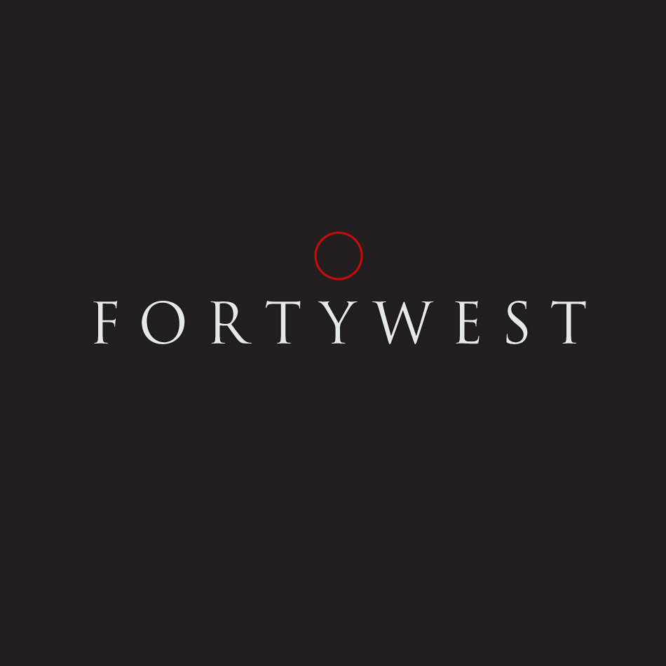 Logo Design by moonflower - Entry No. 207 in the Logo Design Contest Unique Logo Design Wanted for Forty West.