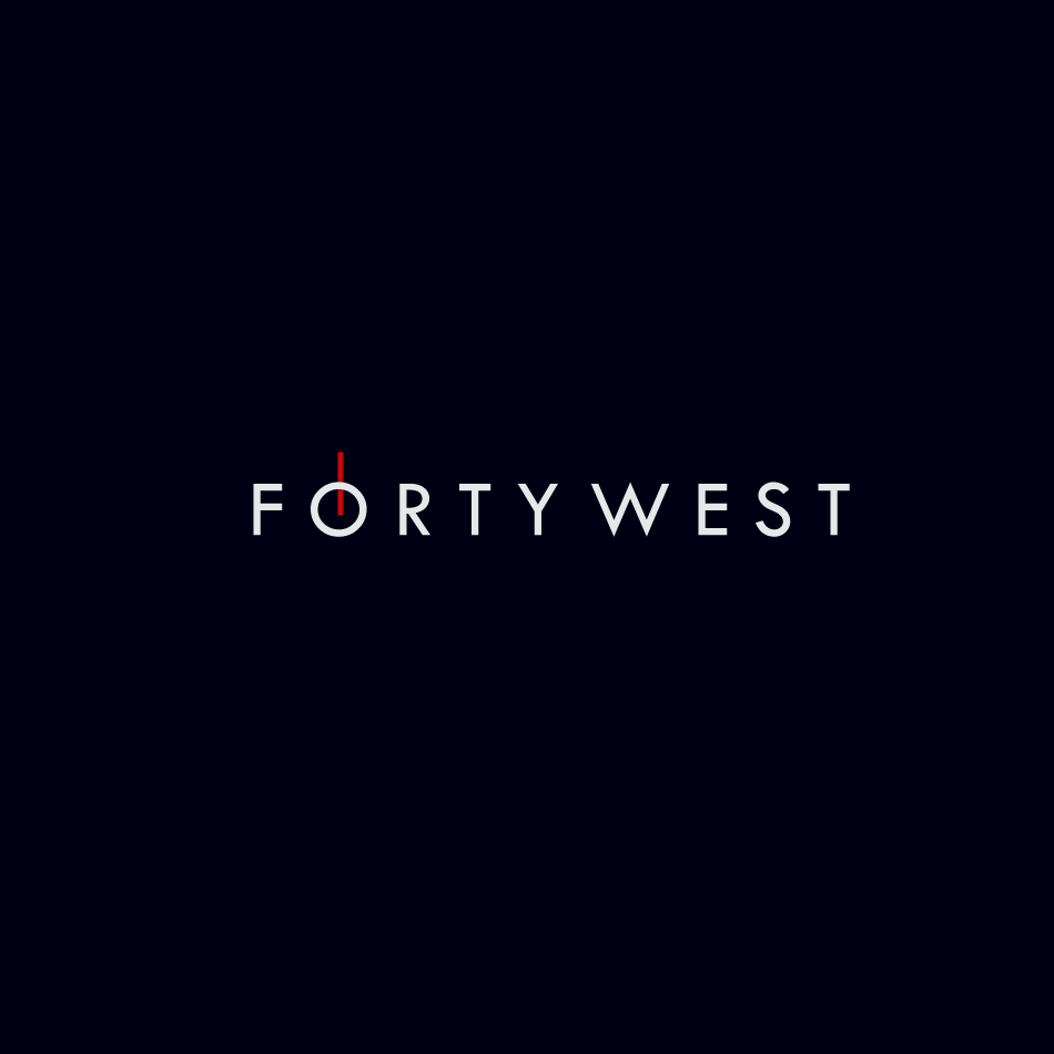 Logo Design by moonflower - Entry No. 208 in the Logo Design Contest Unique Logo Design Wanted for Forty West.