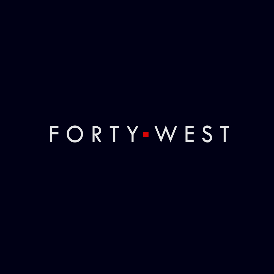Logo Design by moonflower - Entry No. 209 in the Logo Design Contest Unique Logo Design Wanted for Forty West.