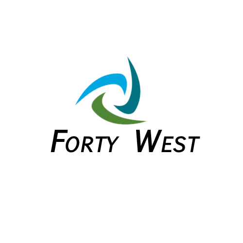 Logo Design by Private User - Entry No. 211 in the Logo Design Contest Unique Logo Design Wanted for Forty West.
