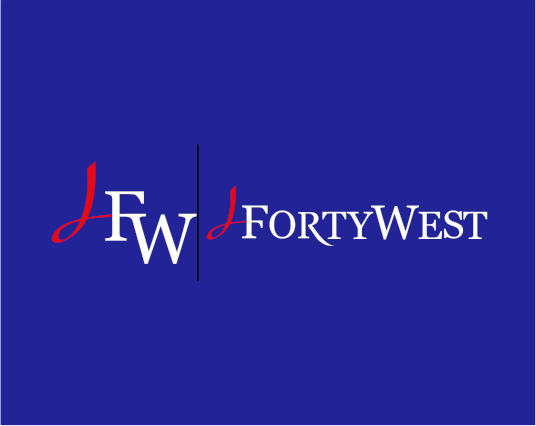 Logo Design by Armada Jamaluddin - Entry No. 215 in the Logo Design Contest Unique Logo Design Wanted for Forty West.