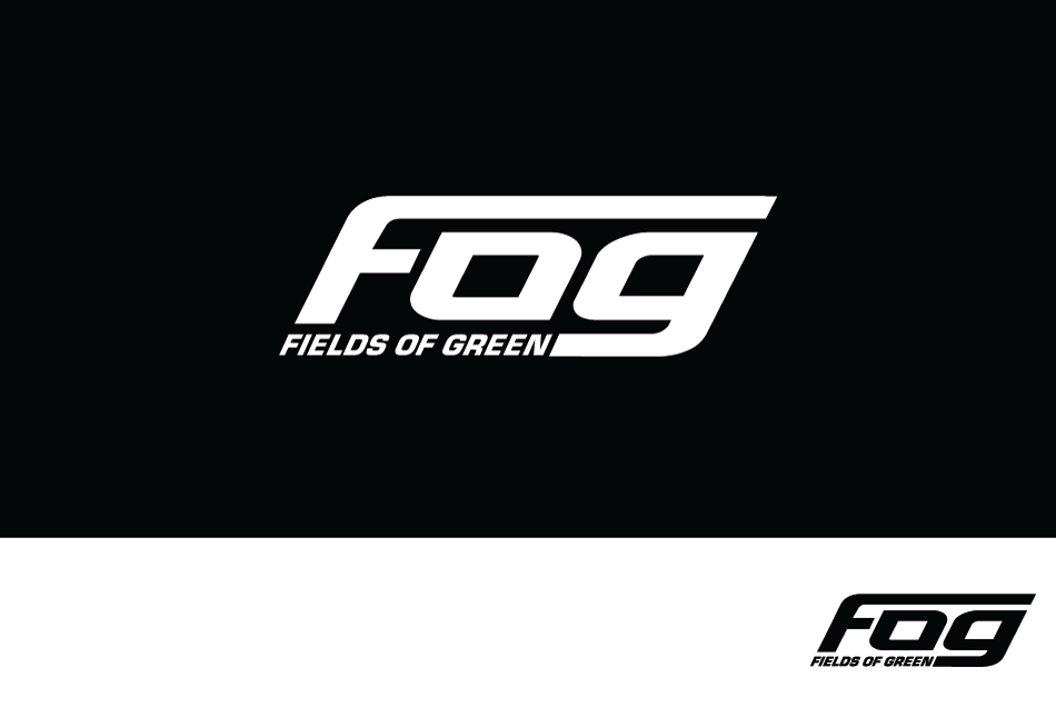 Logo Design by Dipin Bishwakarma - Entry No. 148 in the Logo Design Contest Psych-Rock Band FIELDS OF GREEN Logo Design.