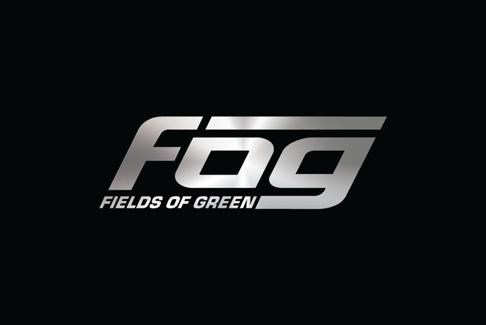 Logo Design by Dipin Bishwakarma - Entry No. 150 in the Logo Design Contest Psych-Rock Band FIELDS OF GREEN Logo Design.