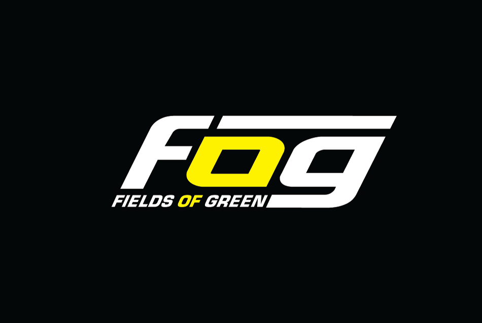 Logo Design by Dipin Bishwakarma - Entry No. 151 in the Logo Design Contest Psych-Rock Band FIELDS OF GREEN Logo Design.