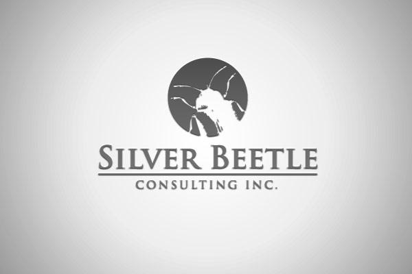 Logo Design by j2kadesign - Entry No. 71 in the Logo Design Contest Silver Beetle Consulting Inc. Logo Design.