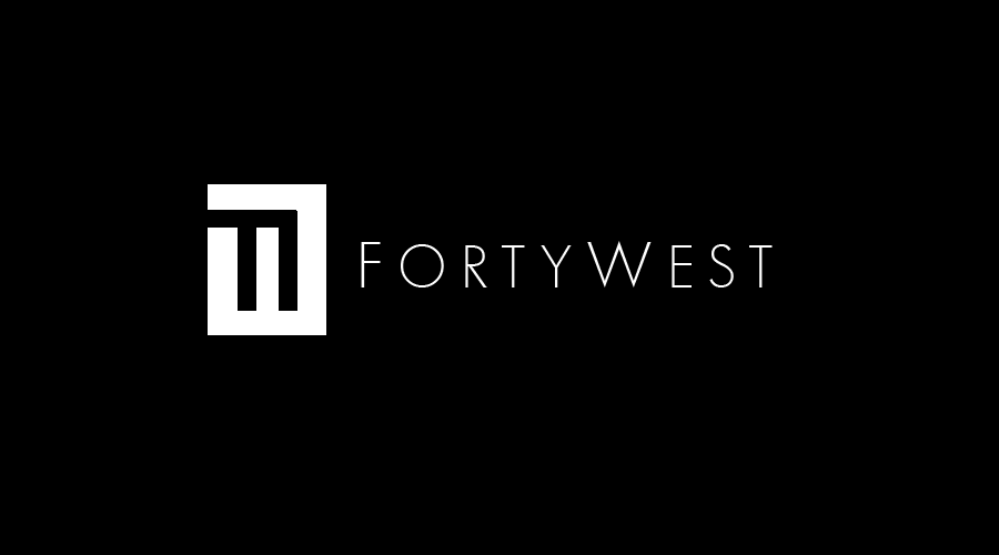 Logo Design by Private User - Entry No. 223 in the Logo Design Contest Unique Logo Design Wanted for Forty West.