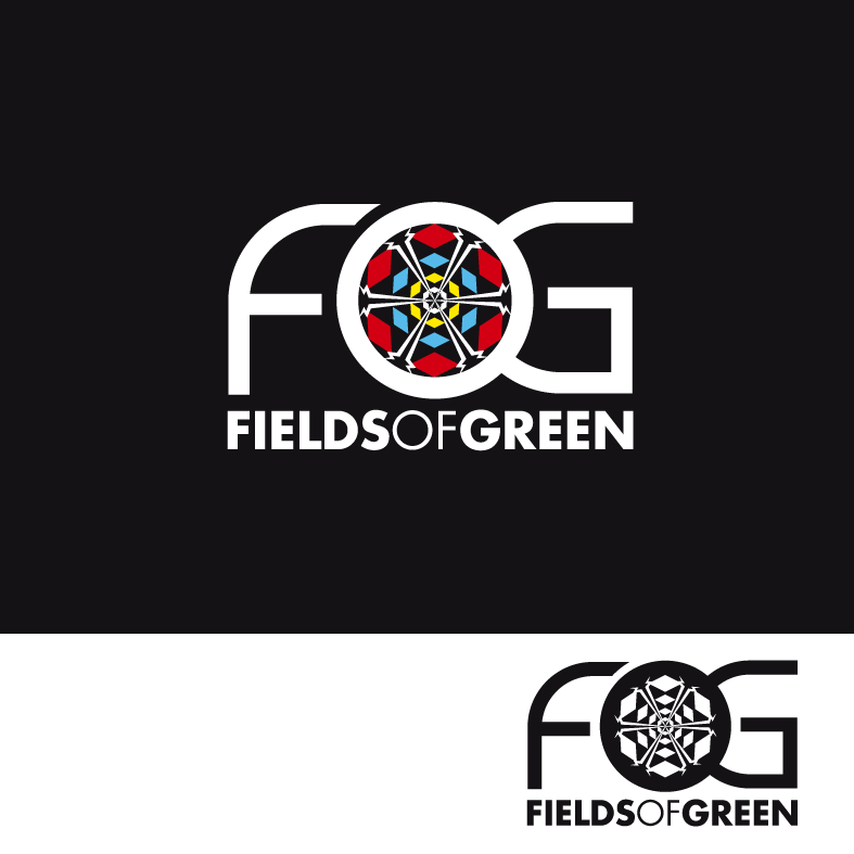 Logo Design by luna - Entry No. 152 in the Logo Design Contest Psych-Rock Band FIELDS OF GREEN Logo Design.