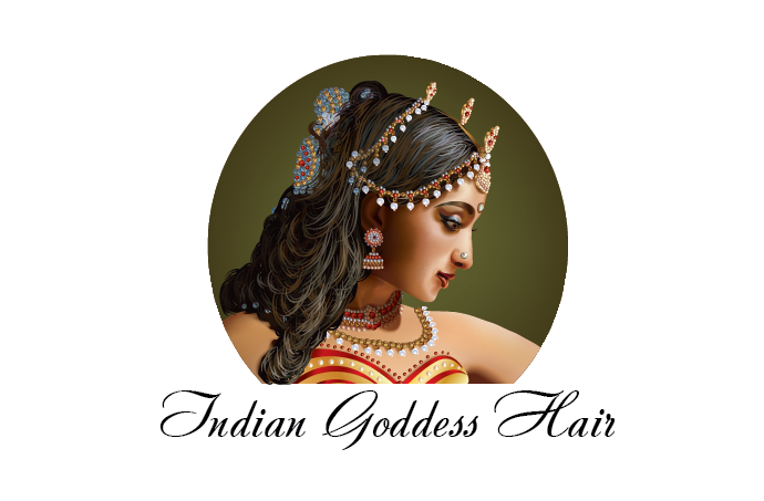 Logo Design by Muhammad Moinjaved - Entry No. 31 in the Logo Design Contest Indian Goddess Hair LOGO DESIGN.