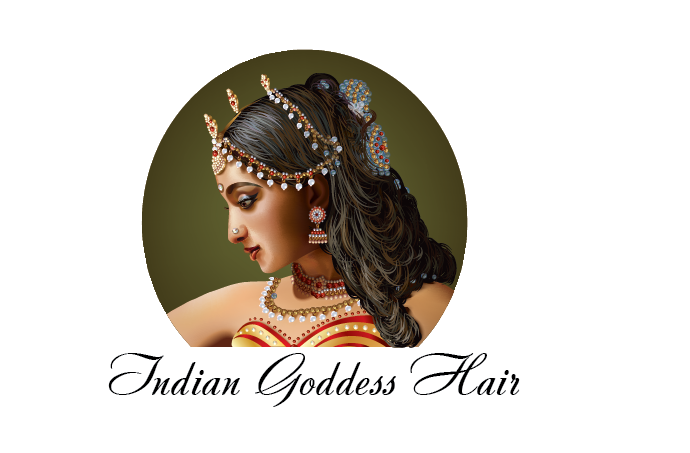 Logo Design by Muhammad Moinjaved - Entry No. 32 in the Logo Design Contest Indian Goddess Hair LOGO DESIGN.
