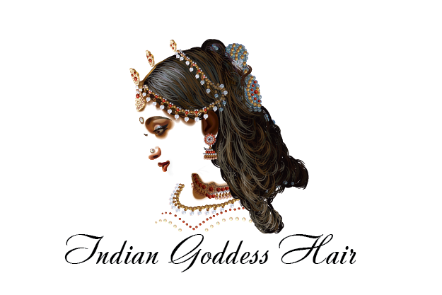 Logo Design by Muhammad Moinjaved - Entry No. 33 in the Logo Design Contest Indian Goddess Hair LOGO DESIGN.