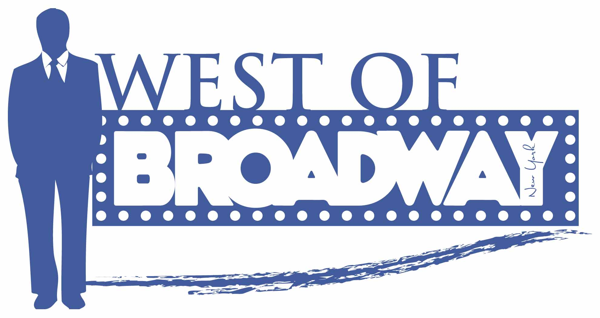 Logo Design by Jonathan Rasonable - Entry No. 20 in the Logo Design Contest Unique Logo Design Wanted for West of Broadway.