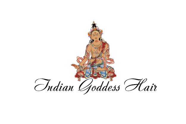 Logo Design by Muhammad Moinjaved - Entry No. 35 in the Logo Design Contest Indian Goddess Hair LOGO DESIGN.