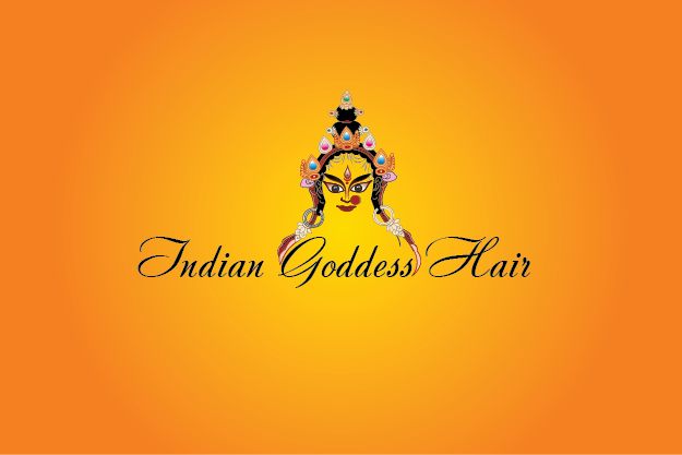 Logo Design by Muhammad Moinjaved - Entry No. 38 in the Logo Design Contest Indian Goddess Hair LOGO DESIGN.