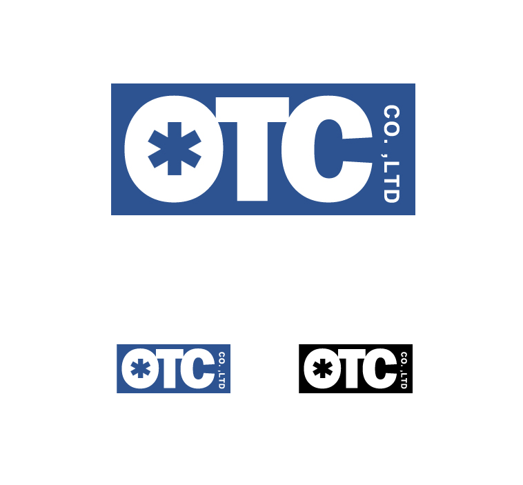 Logo Design by elmd - Entry No. 31 in the Logo Design Contest Unique Logo Design Wanted for OTC Co.,Ltd..