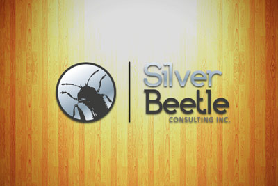 Logo Design by j2kadesign - Entry No. 81 in the Logo Design Contest Silver Beetle Consulting Inc. Logo Design.