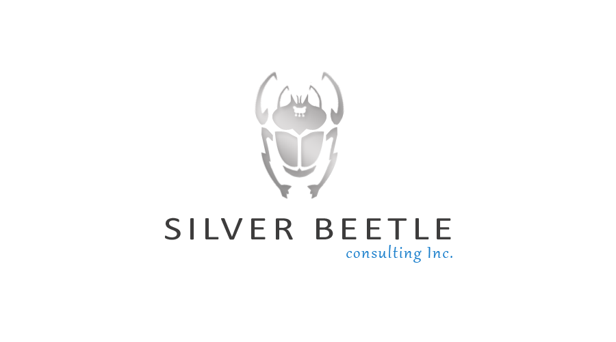 Logo Design by Private User - Entry No. 82 in the Logo Design Contest Silver Beetle Consulting Inc. Logo Design.