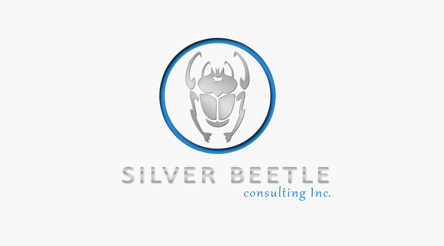 Logo Design by Private User - Entry No. 83 in the Logo Design Contest Silver Beetle Consulting Inc. Logo Design.