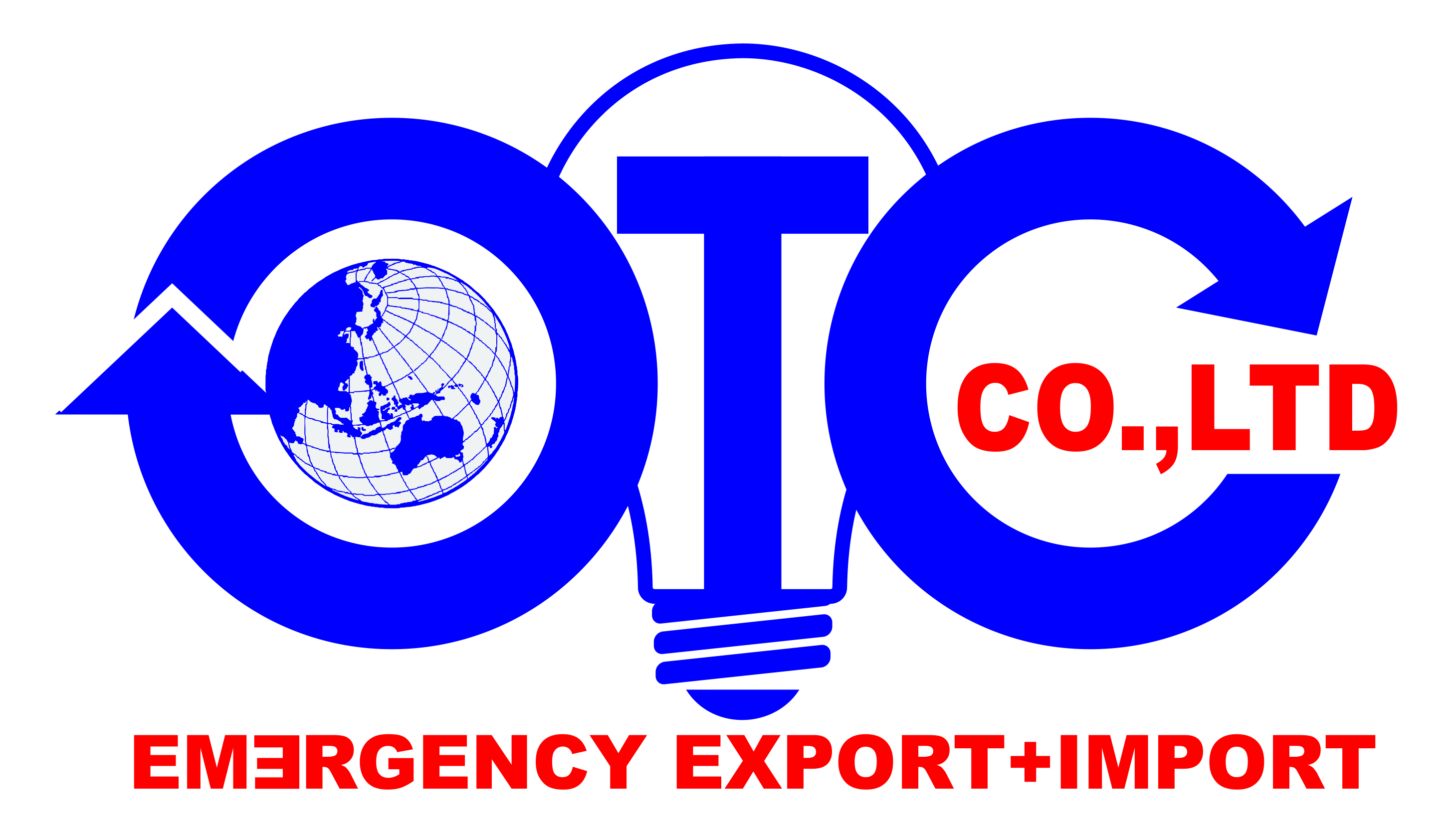 Logo Design by Private User - Entry No. 33 in the Logo Design Contest Unique Logo Design Wanted for OTC Co.,Ltd..