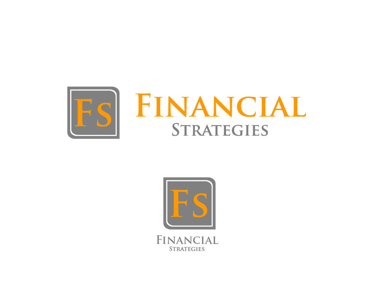 Logo Design by Ika Sari - Entry No. 40 in the Logo Design Contest Logo Design Needed for Exciting New Company FS Financial Strategies.