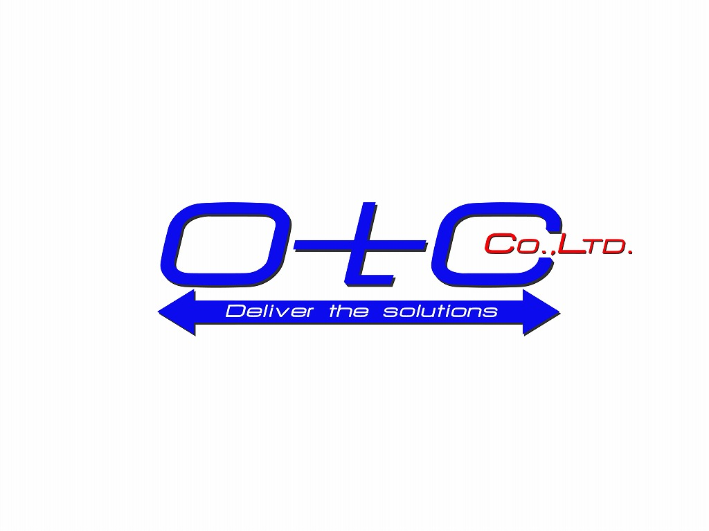Logo Design by Jerry Nable Jr - Entry No. 34 in the Logo Design Contest Unique Logo Design Wanted for OTC Co.,Ltd..