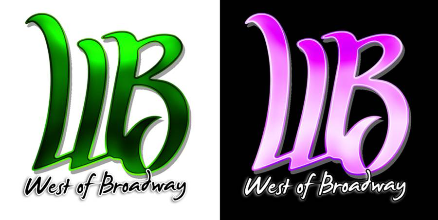 Logo Design by Respati Himawan - Entry No. 22 in the Logo Design Contest Unique Logo Design Wanted for West of Broadway.
