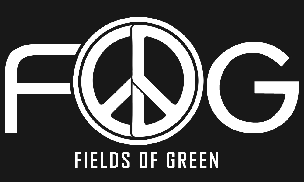 Logo Design by Private User - Entry No. 163 in the Logo Design Contest Psych-Rock Band FIELDS OF GREEN Logo Design.