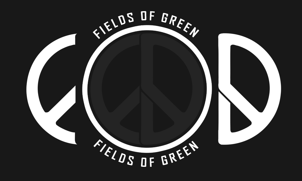 Logo Design by Private User - Entry No. 164 in the Logo Design Contest Psych-Rock Band FIELDS OF GREEN Logo Design.