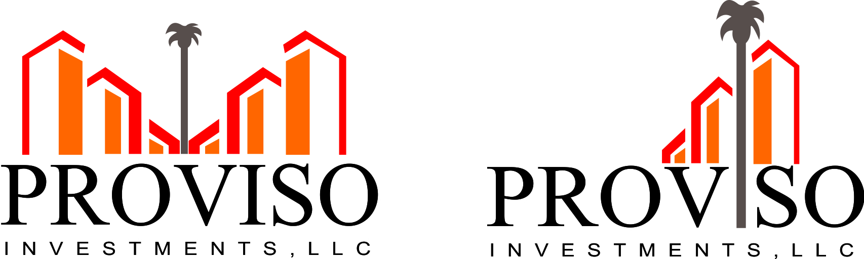 Logo Design by Bineesh Ck Bineesh - Entry No. 14 in the Logo Design Contest New Logo Design for PROVISO INVESTMENTS,LLC.