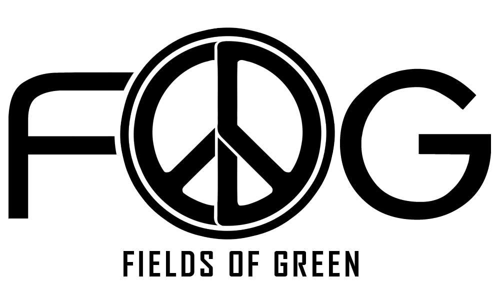 Logo Design by Private User - Entry No. 167 in the Logo Design Contest Psych-Rock Band FIELDS OF GREEN Logo Design.