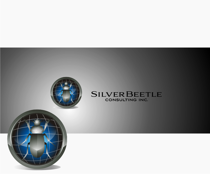Logo Design by Muhammad Nasrul chasib - Entry No. 85 in the Logo Design Contest Silver Beetle Consulting Inc. Logo Design.