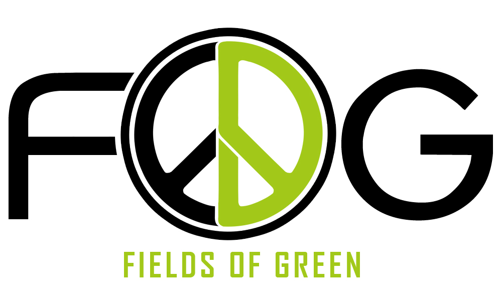 Logo Design by Private User - Entry No. 169 in the Logo Design Contest Psych-Rock Band FIELDS OF GREEN Logo Design.