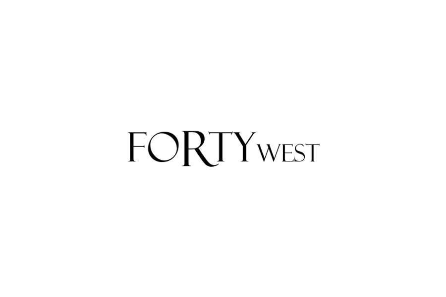 Logo Design by Private User - Entry No. 235 in the Logo Design Contest Unique Logo Design Wanted for Forty West.