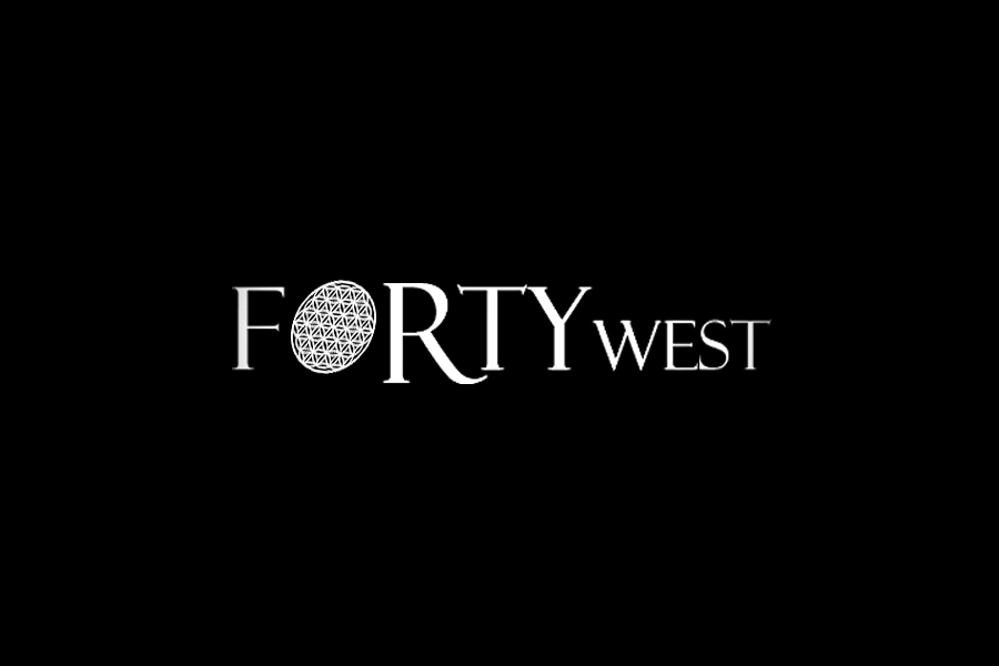 Logo Design by Private User - Entry No. 236 in the Logo Design Contest Unique Logo Design Wanted for Forty West.