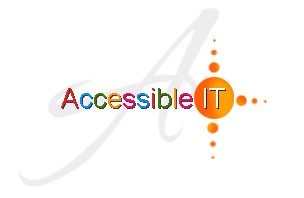 Logo Design by Private User - Entry No. 469 in the Logo Design Contest Logo Design Needed for Exciting New Company Accessible IT.