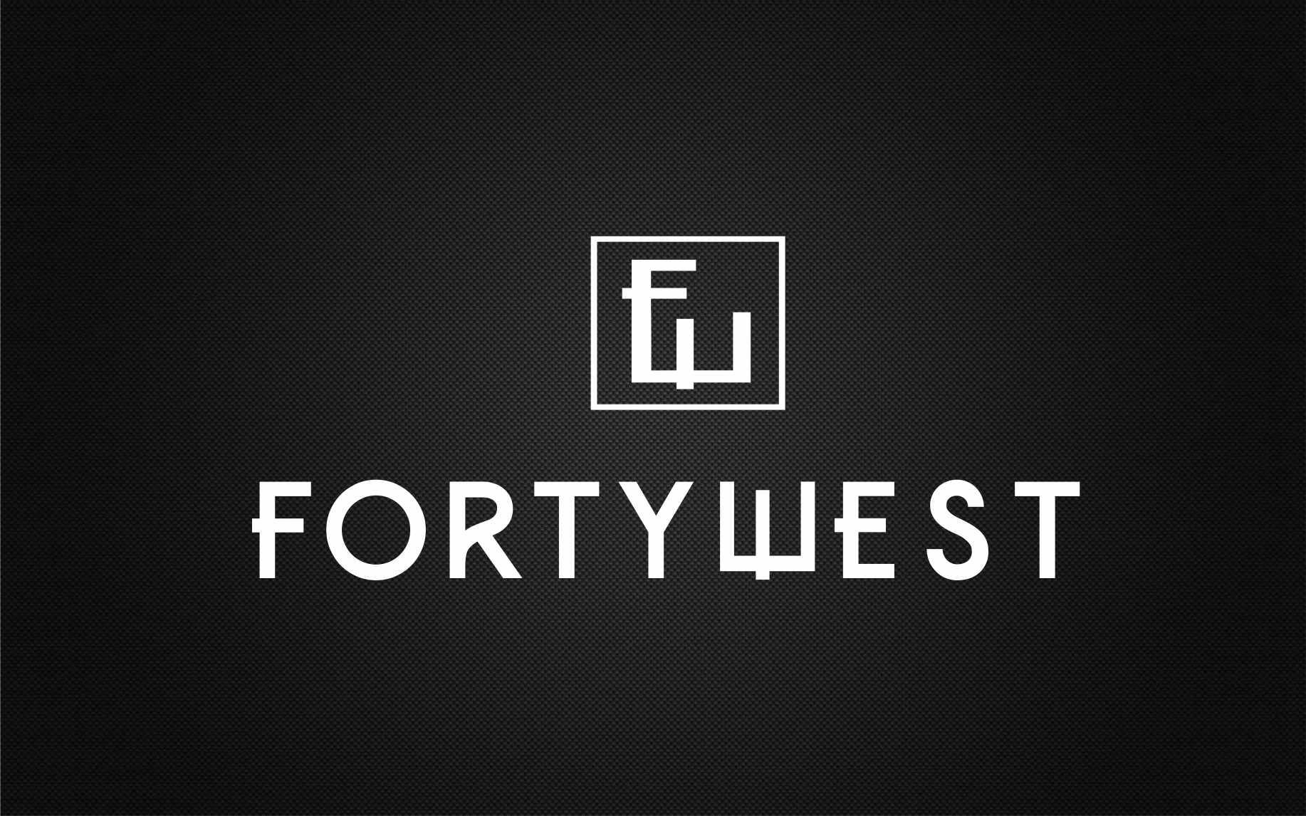 Logo Design by Private User - Entry No. 239 in the Logo Design Contest Unique Logo Design Wanted for Forty West.