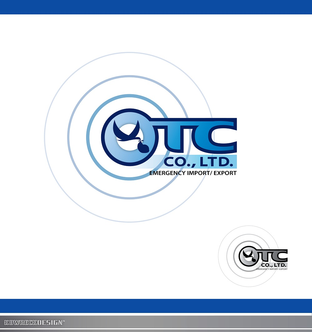 Logo Design by kowreck - Entry No. 41 in the Logo Design Contest Unique Logo Design Wanted for OTC Co.,Ltd..
