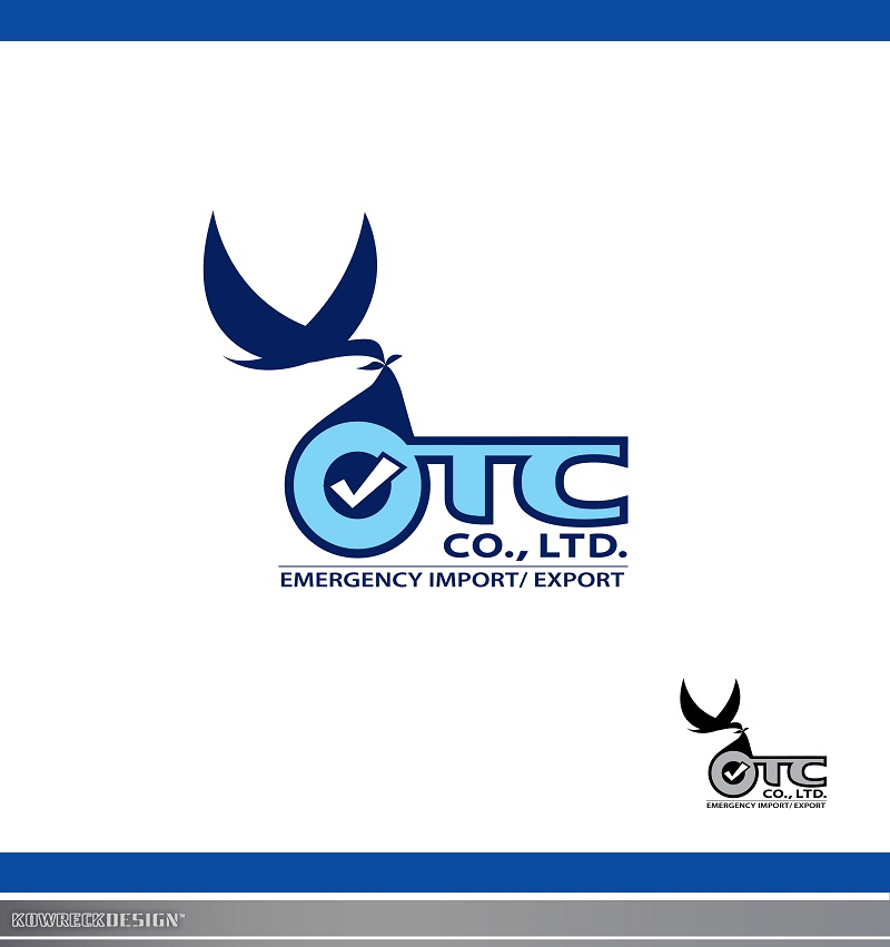 Logo Design by kowreck - Entry No. 42 in the Logo Design Contest Unique Logo Design Wanted for OTC Co.,Ltd..