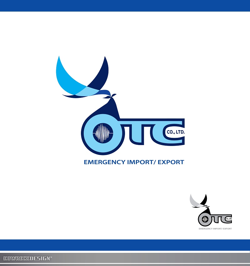 Logo Design by kowreck - Entry No. 43 in the Logo Design Contest Unique Logo Design Wanted for OTC Co.,Ltd..