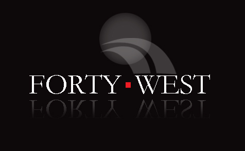 Logo Design by Private User - Entry No. 243 in the Logo Design Contest Unique Logo Design Wanted for Forty West.