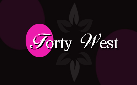 Logo Design by Private User - Entry No. 244 in the Logo Design Contest Unique Logo Design Wanted for Forty West.