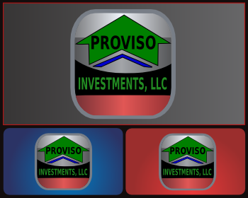 Logo Design by Lonnie Dalson - Entry No. 16 in the Logo Design Contest New Logo Design for PROVISO INVESTMENTS,LLC.