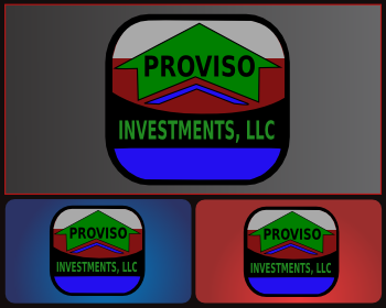 Logo Design by Lonnie Dalson - Entry No. 17 in the Logo Design Contest New Logo Design for PROVISO INVESTMENTS,LLC.
