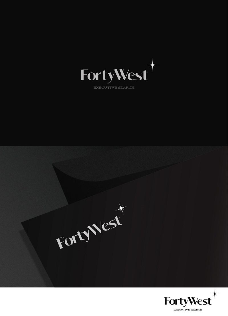 Logo Design by kowreck - Entry No. 248 in the Logo Design Contest Unique Logo Design Wanted for Forty West.