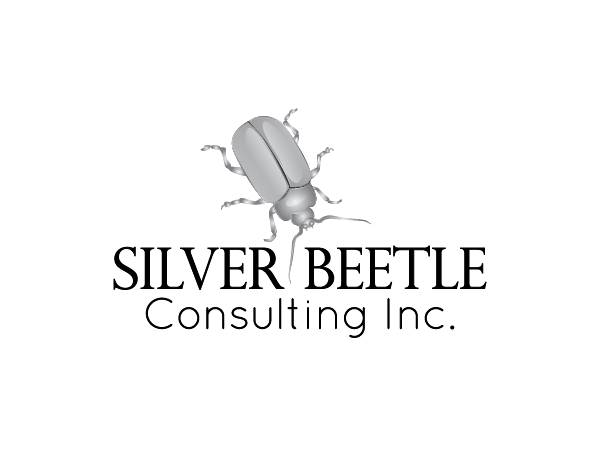 Logo Design by cOOOkie - Entry No. 87 in the Logo Design Contest Silver Beetle Consulting Inc. Logo Design.