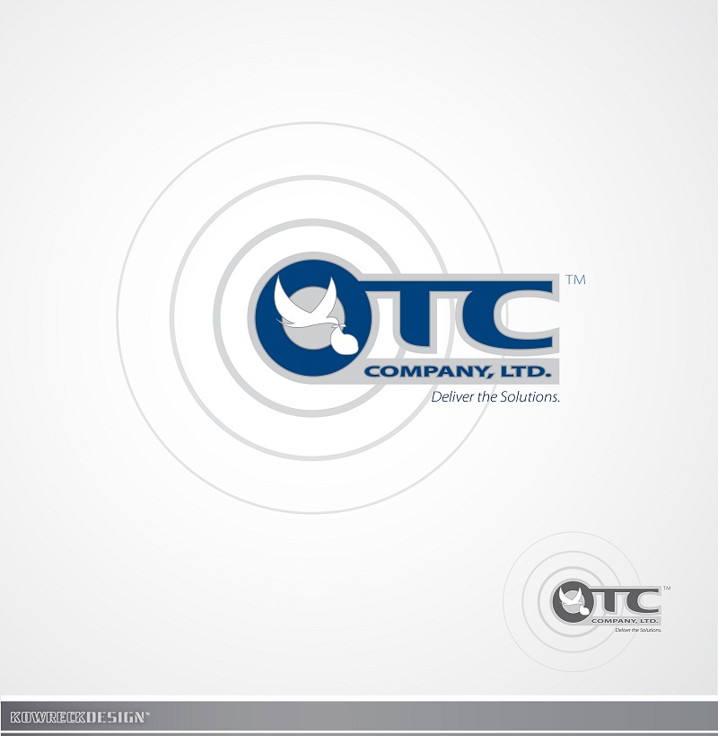 Logo Design by kowreck - Entry No. 47 in the Logo Design Contest Unique Logo Design Wanted for OTC Co.,Ltd..
