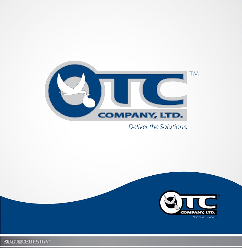 Logo Design by kowreck - Entry No. 48 in the Logo Design Contest Unique Logo Design Wanted for OTC Co.,Ltd..
